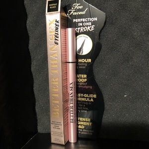 Too Faced BETTER THAN SEX EYELINER